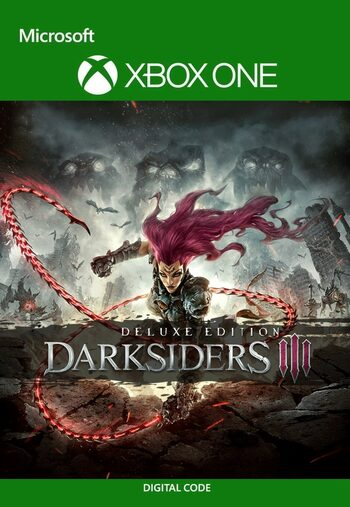 Darksiders III - Deluxe Edition XBOX LIVE Key UNITED STATES