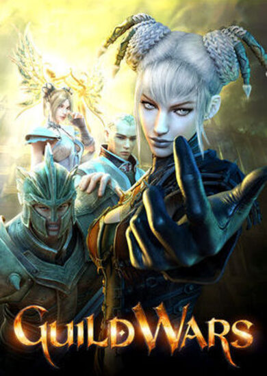 Guild Wars Prophecies Official Website Key EUROPE