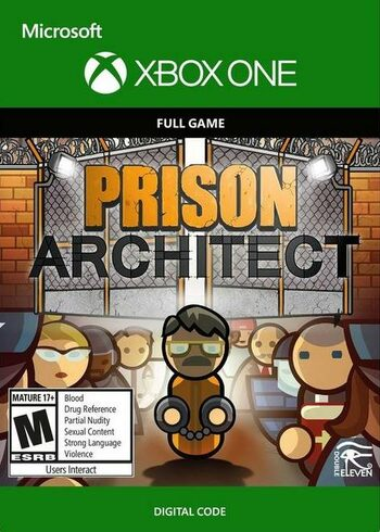 Prison Architect: Xbox One Edition XBOX LIVE Key UNITED STATES