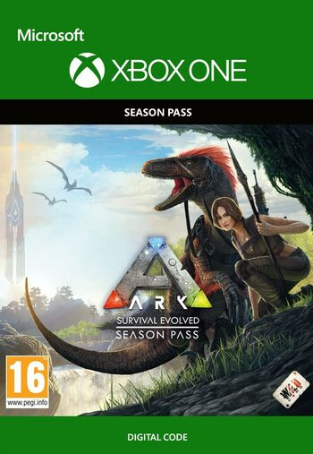 ARK: Survival Evolved - Season Pass (DLC) (Xbox One) Xbox Live Key EUROPE