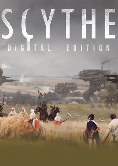 Scythe: Digital Edition Steam Key GLOBAL