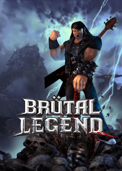Brutal Legend Steam Key EUROPE