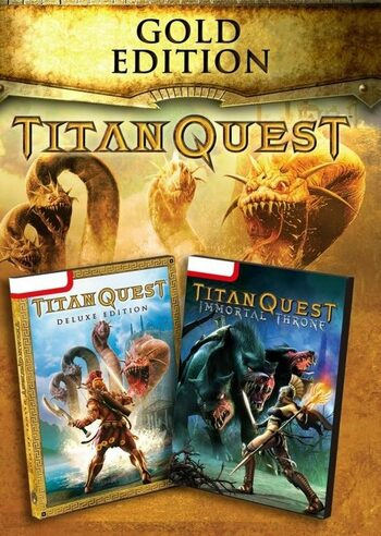 Titan Quest (Gold Edition) Steam Key GLOBAL