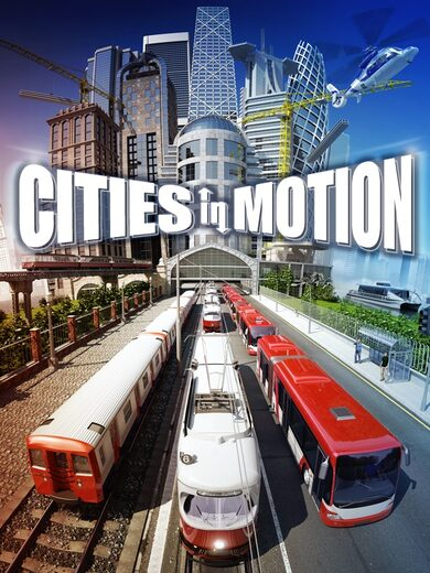 Cities in Motion Collection Steam Key GLOBAL