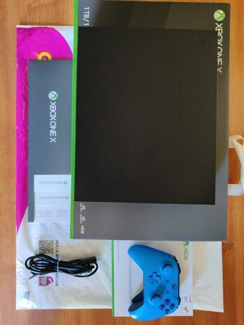 Xbox One X, Black, 1TB
