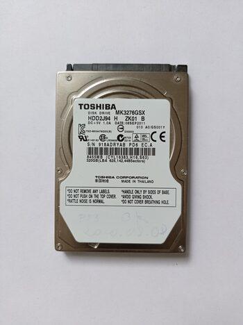 """HDD TOSHIBA MK3276GSX 320GB 2,5"""""""