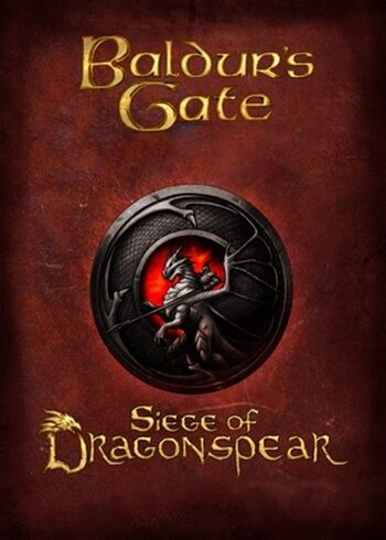 Baldur's Gate: Siege of Dragonspear (DLC) Steam Key GLOBAL