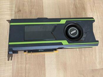 MSI GeForce GTX 1080 Ti AERO OC - 11 Go