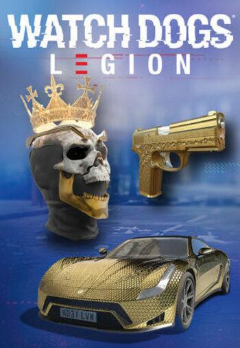 Watch Dogs: Legion - Golden King Pack (DLC) (PS5) PSN Key EUROPE
