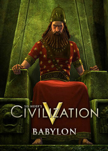 Sid Meier's Civilization V - Babylon (Nebuchadnezzar II) (DLC) Steam Key EUROPE