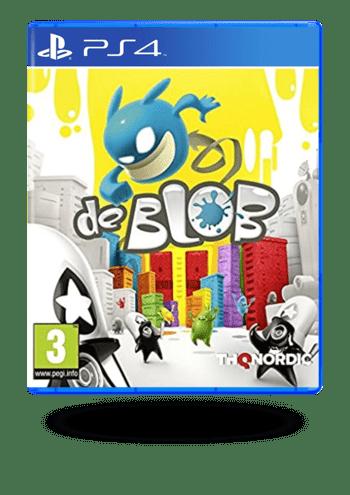 de Blob PlayStation 4