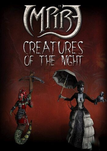 Impire - Creatures of the Night (DLC) Steam Key GLOBAL