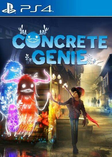 Sony Interactive Entertainment LLC / Concrete Genie (PS4) PSN Key EUROPE