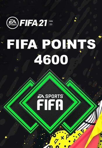 FIFA 21 - 4600 FUT Points (Nintendo Switch) eShop Key UNITED STATES