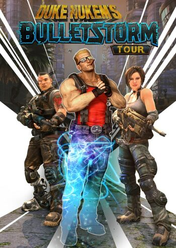 Duke Nukem's Bulletstorm Tour (DLC) Steam Key GLOBAL