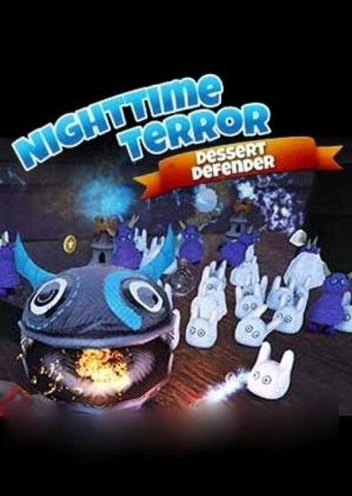 Nighttime Terror VR: Dessert Defender Steam Key GLOBAL