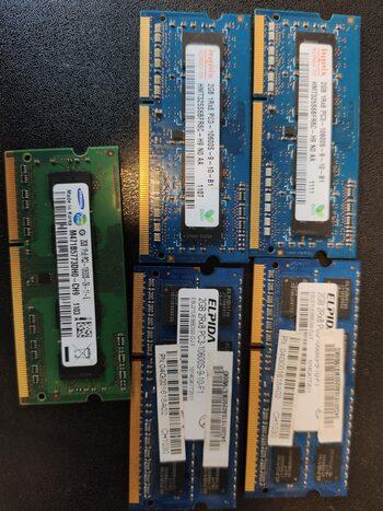 Samsung 2 GB (1 x 2 GB) DDR3-1600 Black Laptop RAM