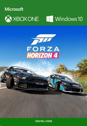 Forza Horizon 4 - Formula Drift Car Pack (DLC) (PC/Xbox One) Xbox Live Key EUROPE