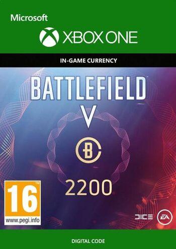 Battlefield 5 - Battlefield Currency 2200 XBOX LIVE Key GLOBAL