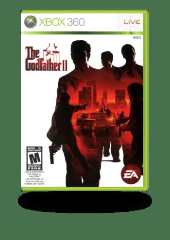 The Godfather II Xbox 360
