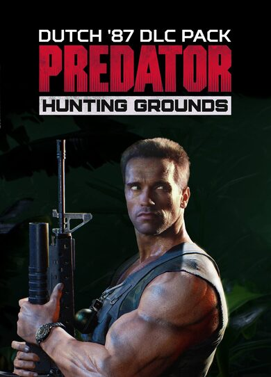 Predator: Hunting Grounds - Dutch '87 DLC Pack (DLC) Steam Key GLOBAL