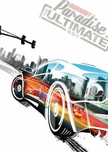 Burnout Paradise: The Ultimate Box Steam Key GLOBAL