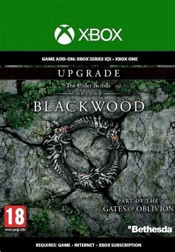 The Elder Scrolls Online - Blackwood Upgrade (DLC) XBOX LIVE Key UNITED STATES