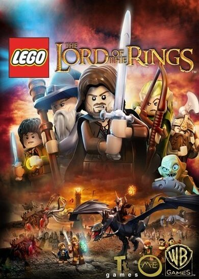 LEGO: Lord of the Rings Steam Clave GLOBAL
