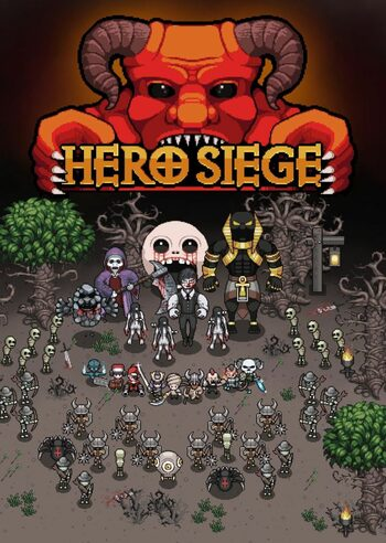 Hero Siege Steam Key GLOBAL
