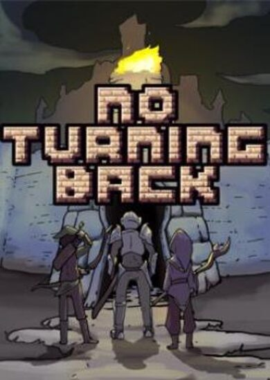 No Turning Back: The Pixel Art Action-Adventure Roguelike Steam Key GLOBAL