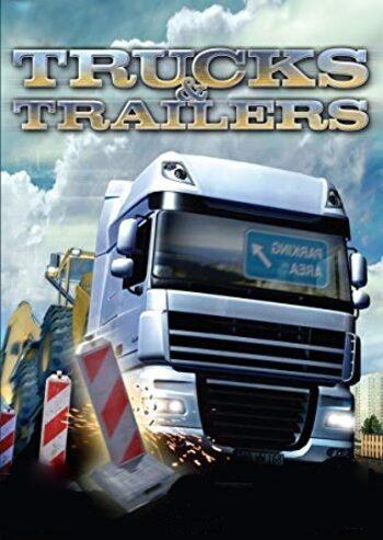 Trucks & Trailers Steam Key GLOBAL