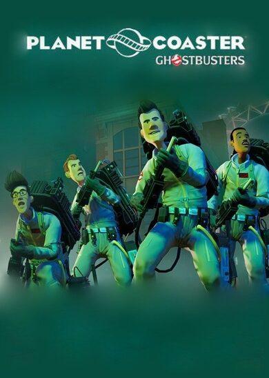 Planet Coaster: Ghostbusters (DLC) Steam Key GLOBAL