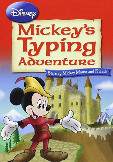 Disney Mickeys Typing Adventure Steam Key EUROPE