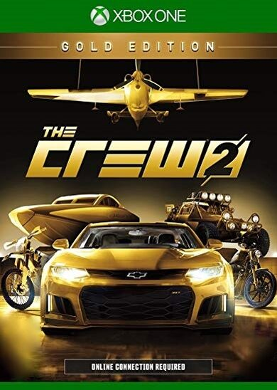The Crew 2 (Gold Edition) (Xbox One) Xbox Live Key GLOBAL