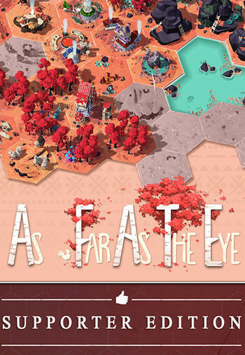 As Far As The Eye - Supporter Bundle (DLC)Steam Key GLOBAL