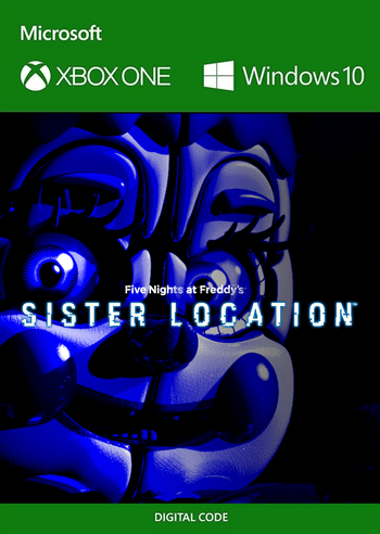 Five Nights at Freddy's: Sister Location PC/XBOX LIVE Key EUROPE