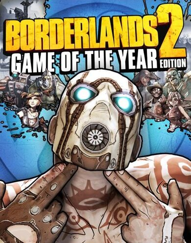 Borderlands 2 (GOTY) Steam Key EUROPE