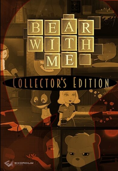 Bear With Me - Collector's Edition Steam Key GLOBAL