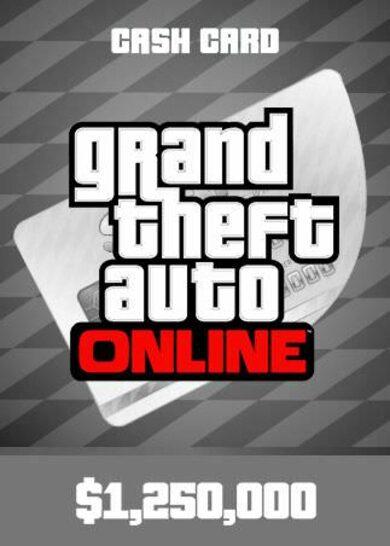Grand Theft Auto V GTA: Great White Shark Cash Card (Xbox One) Xbox Live Key EUROPE