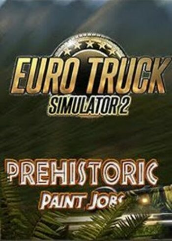 Euro Truck Simulator 2 - Prehistoric Paint Jobs Pack (DLC) Steam Key GLOBAL