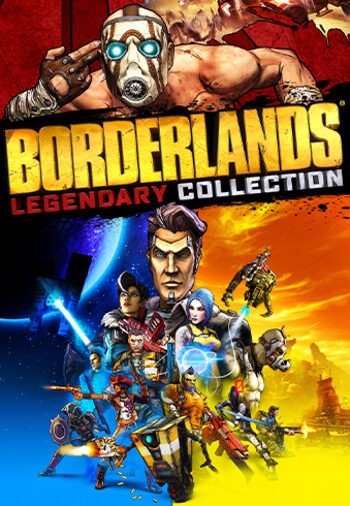 Borderlands Legendary Collection (Nintendo Switch) eShop Key UNITED STATES