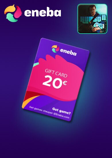 Eneba Giveaway & HUBSON GAMES