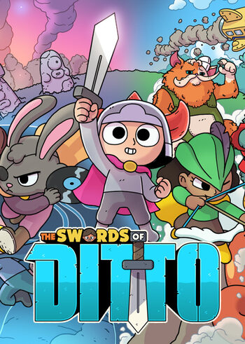 The Swords of Ditto Steam Key GLOBAL