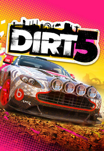 DIRT 5 Steam Key GLOBAL