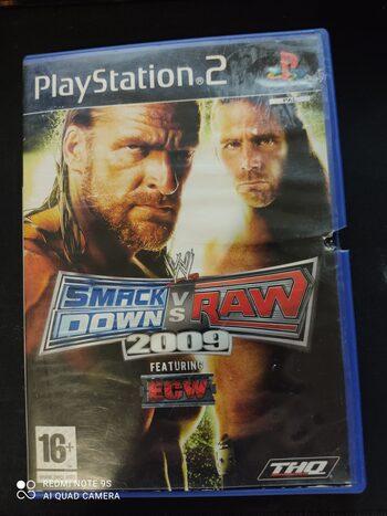 SmackDown vs. RAW 2009 PlayStation 2