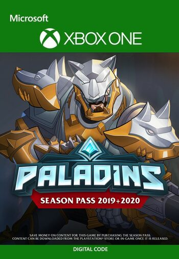 Paladins Season Pass 2019 + 2020 XBOX LIVE Key UNITED STATES