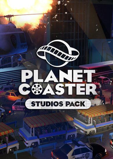 Planet Coaster - Studios Pack (DLC) Steam Key GLOBAL