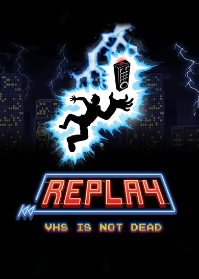 Replay: VHS is not dead Steam Key EUROPE