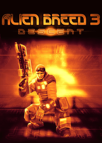 Alien Breed 3: Descent Steam Key GLOBAL