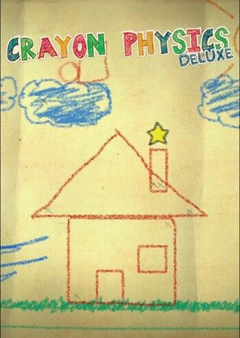 Crayon Physics Deluxe Steam Key GLOBAL
